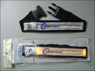 Leuchtband Inliner-Licht.de Gelb 2erPack